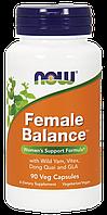 Женский баланс / NOW - Female Balance (90 caps), фото 1