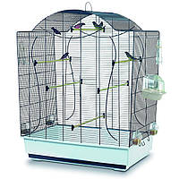 Клетка Savic Residence 60 Navy (Резиденс) для птиц, 70х36х73 см