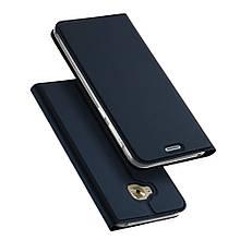 Чехол книжка DUX DUCIS Skin Pro для Asus Zenfone 4 Selfie Pro ZD552KL синий