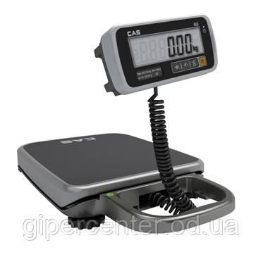 Весы товарные CAS PB 60/150 до 150 кг с точностью до 20/50 г