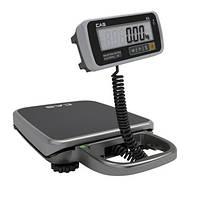 Весы товарные CAS PB 60/150 до 150 кг с точностью до 20/50 г, фото 1