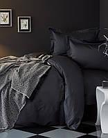 Комплект постельного белья с пледом  Karaca Home Piano Charme Siyah