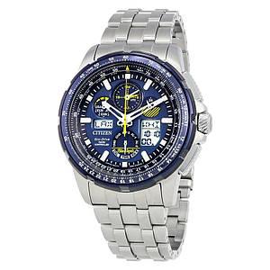 Мужские часы CITIZEN Skyhawk Blue Angels A-T Perpetual JY8058-50L