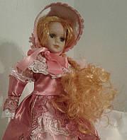 Фарфоровая кукла  -  Collection, 1985 г Подарок любимым женщинам и девушкам