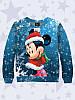 Світшот 3D Minny Mouse Christmas