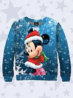 Світшот 3D Minny Mouse Christmas, фото 1