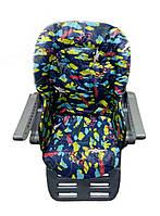 Чехол на стульчик для кормления Chicco polly magic C 2512-5