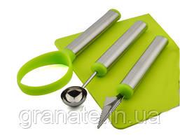 Набор для карвинга, ножи для фруктов, 3 предмета