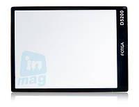 Защитный экран Fotga для фотоаппарата Nikon D5200
