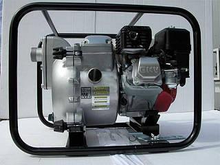 Бензопомпа для грязной воды Koshin KTH-50X (42 м3/час)
