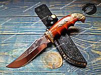 Нож охотничий Орел Ручная работа
