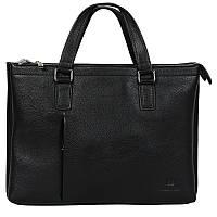 Функциональный мужская сумка-портфель для ноутбука из натуральной кожи Lare Boss LB008857-21