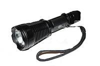 Комплект тактический, фонарь Police BL-QT53-18000W, Q5 GREE под руж.