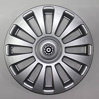 Колпаки на колеса R13 серые Silver колпак K0333