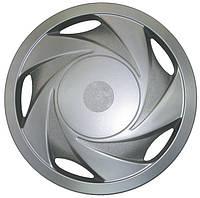 Колпаки на колеса R13 серые Silver колпак K0341