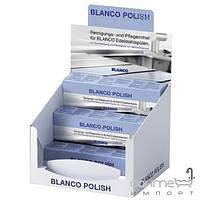 Кухонные мойки Blanco Чистящее средство для стальных моек Blanco POLISH 511894