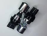 Лампи W21/5W - T20 - 7443 LED з обманкою CAN BUS