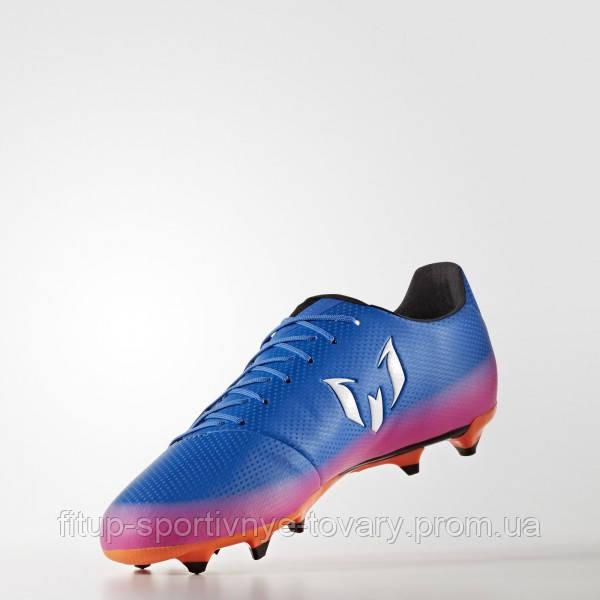 Бутсы Adidas MESSI 16.3 FG BA9021 - FITUP. Спортивные товары в Киеве be90c971e50b2