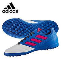 Сороконожки детские Adidas ACE 17.4 TF J BA9245, фото 1