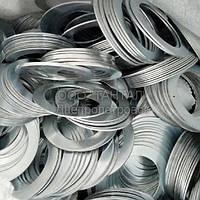 Шайба плоская специальная 75х54х1,5 оцинкованная производство ТАНТАЛ сталь 3