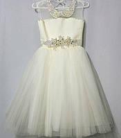 Детское нарядное платье 6 7 лет