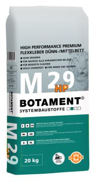 Botament M-29 / C 2 E E S1 / Клей для підлогової плитки