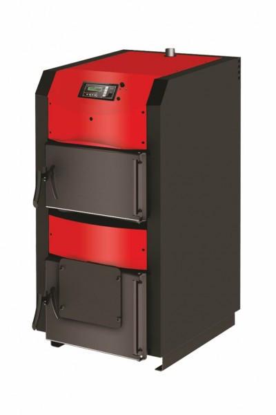 Твердотопливный котел Burnit Active WBS 30 - ТермоТехнологии в Запорожье
