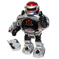 Подвижный робот на р/у со светом и звуком М 0465