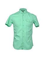 Зеленая рубашка Jack&Jones