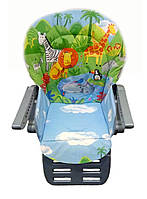 Чехол на стульчик для кормления Chicco polly magic CX 2512-7