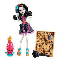 Кукла Монстер Хай Скелита Калаверас Арт Класс Monster High Skelita Calaveras Art Class Doll