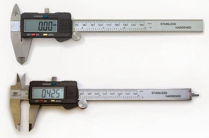 Штангенциркуль электронный digital caliper сv - фото 2