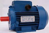 Электродвигатель АИР 80 В4 1,5 кВт 1500 об, фото 1