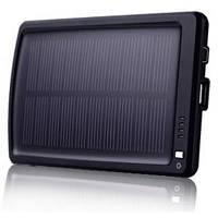 Зарядка на солнечных батареях solar charger универсальная 16 000 mah
