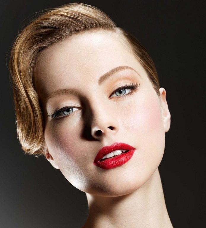 Идея осеннего макияжа