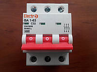Автоматический выключатель ВА1-63 1P  01A  4,5кА