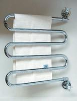 Установка, монтаж, подключение полотенцесушителя.