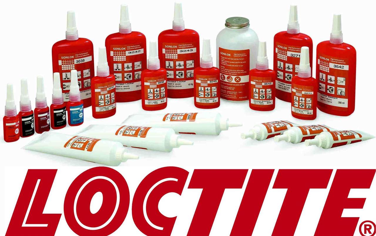 Прайс продукция Loctite
