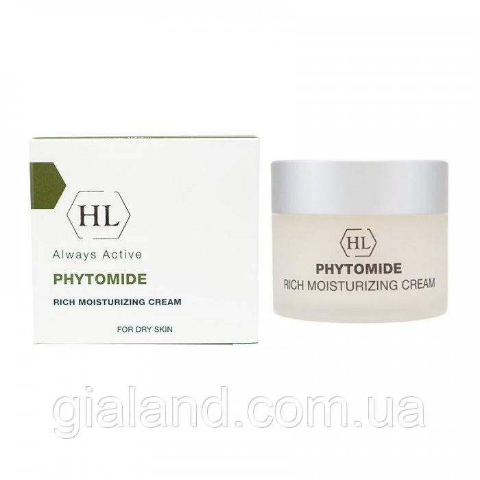 PHYTOMIDE Rich Moisturizing Cream SPF-12 Увлажняющий крем с СПФ-12 Holy Land