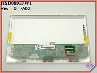 "Матрица 8.9"" Lenovo S10e (1024*600, 40pin Mini справа, LED Normal, Матовая)"