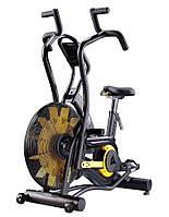 402007 ReNegaDE Pro | Велотренажер Air Bike профессиональный.