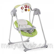 Chicco 79110.51 Кресло качалка Swing Polly Up (Green)
