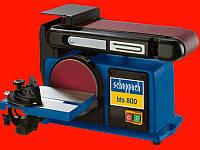 Ленточно-дисковый станок для шлифовки Scheppach BTS 800
