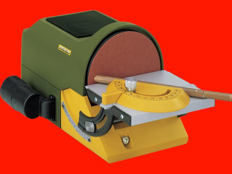 Шлифовальный станок Proxxon TG 125/E