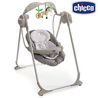 Chicco Swing Polly Swing Up (Gray)