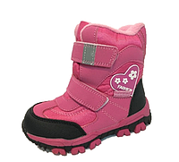 Термо ботинки Том.м для морозов девочкам, размеры 27,31,32