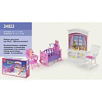 """Мебель """"Gloria"""" для детской 24022"""
