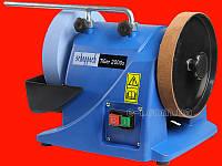 Низкооборотистый станок для заточки ножниц и ножей Scheppach TiGer 2000 s