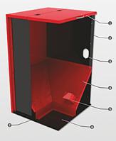 Бункер для пеллет Burnit FH 500
