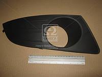 Решетка в бампер правый RENAULT LOGAN 09- (Производство TEMPEST) 0410472910, AAHZX